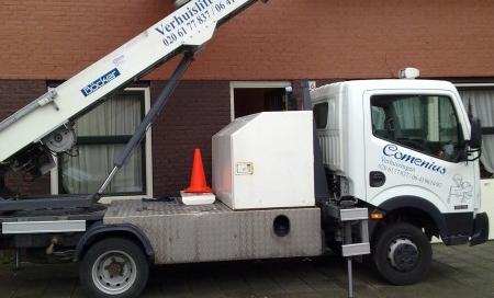 Verhuislift service