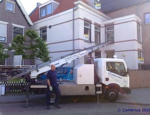 Verhuislift wagen