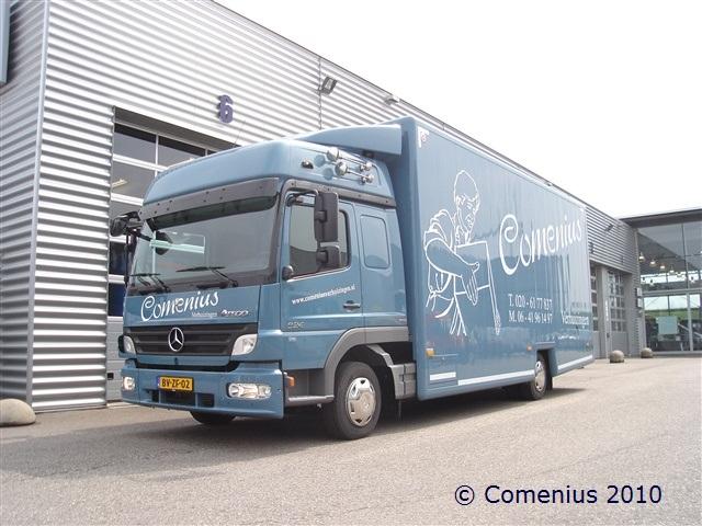 Comenius verhuisservice